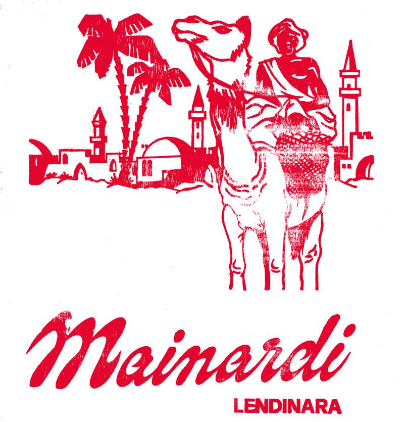 Mainardi Frutta secca logo storico